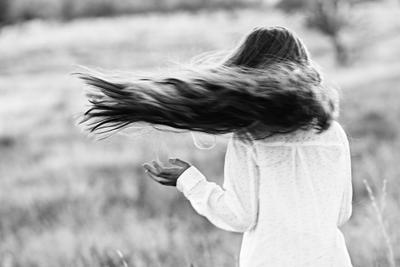 Ветер дети люди эмоции портрет