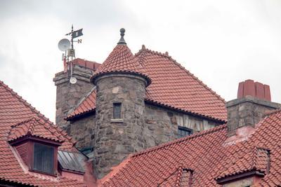 Замок Зингера. 1000 Островов