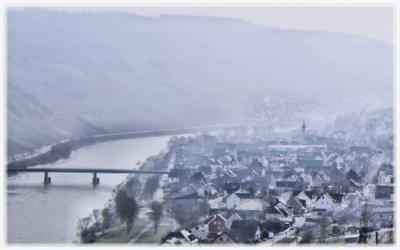 Призрачный город Германия город