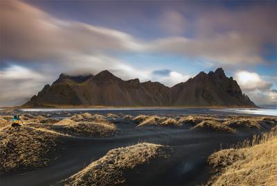#245 Iceland, Vestrahorn and Stokksnes Iceland Vestrahorn Stokksnes