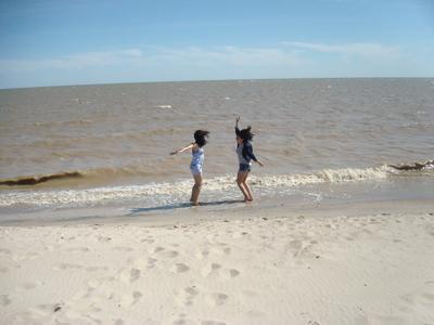 *** Небо море песок..
