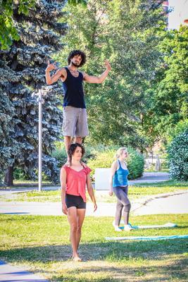 патриархат лето люди физкультура