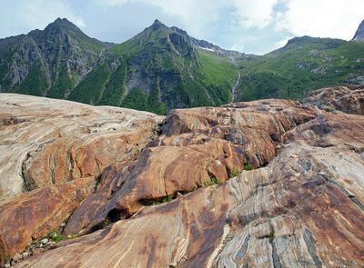 Норвегия-Свартисен