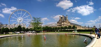 Парижские будни