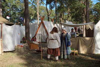 Фестиваль средневековья Medieval фестиваль
