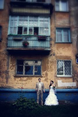 *** свадьба жених невеста прогулка