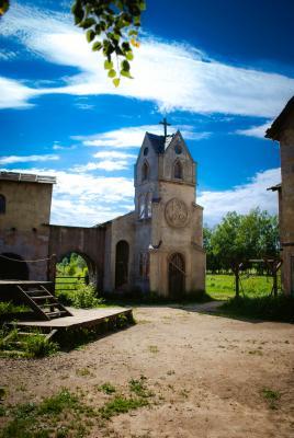Старая церковь середниково церковь город