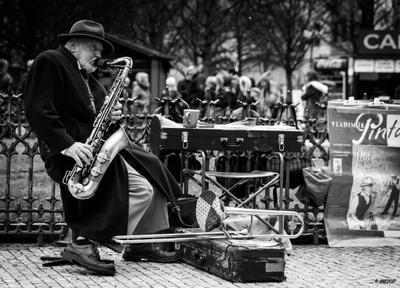 Jazz in Prague