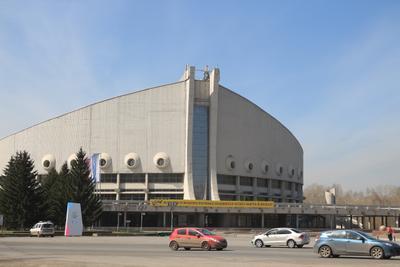 Дворец спорта им. И.С. Ярыгина Мой город Красноярск