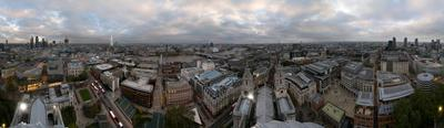 ВЕСЬ ЛОНДОН 2012_2 Лондон панорама