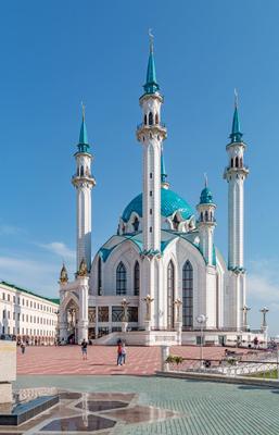 Казань. Кремль. Мечеть Кул Шариф. Казань