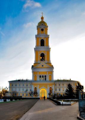 Про монастырь. Монастырь Дивеево