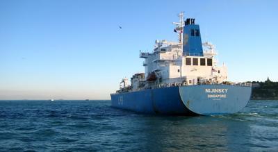 Проходя через Босфор... босфор, танкер, нижинский, nijinsky