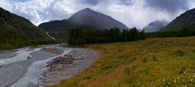 Куркуре горы алтай река водопад куркуре менсу йедыгем