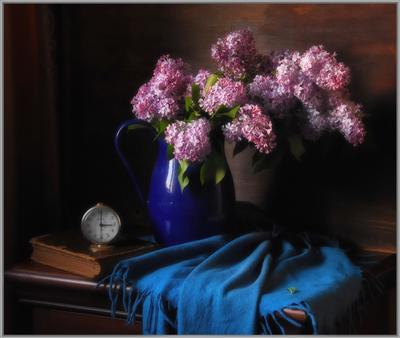 .... Время цветения ..... предметы свет идея гармония композиция
