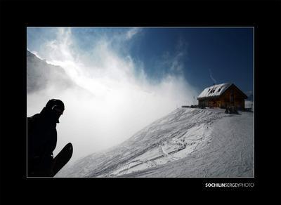 Приют Вербье Швейцария