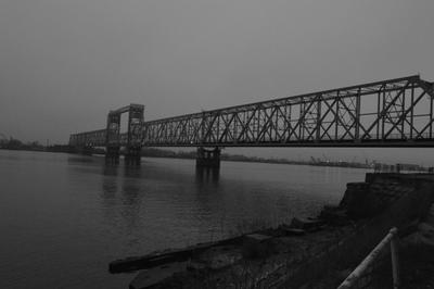 Железнодорожный мост мост