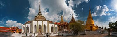Дворцовые картинки. Тайланд. Королевский дворец.