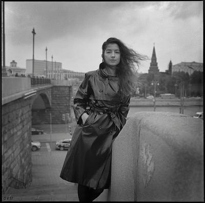 Карина. Москва, 2017