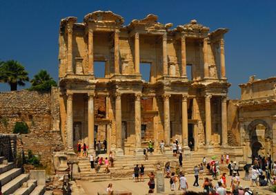 Roman Library of Celsus Efes