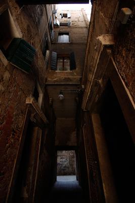 Венецианские дворики
