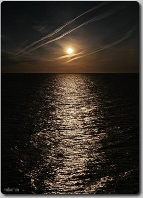 1000 секунд после рассвета море око рассвет испания коста-брава vakomin