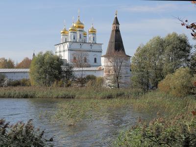 Подмосковье, Иосифо-Волоцкий монастырь