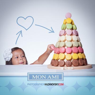 Macaroni macaroni, Казановский, kazanovsky, дети, пирожное, студия, Днепропетровск, реклама