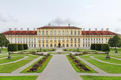 Schlossanlage Schleisshiem München Germany