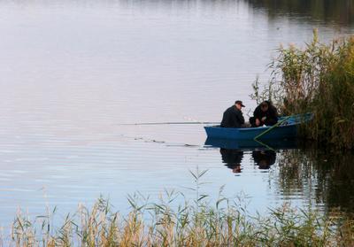 рыбалка рыбалка озеро водохранилище Подмосковье