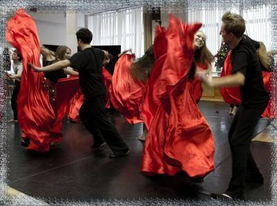 Танец !