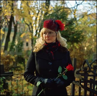 Осень в Донском монастыре