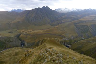 Горы1 пейзаж