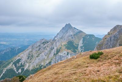 Gewont Poland Polska góry mountains Zakopane