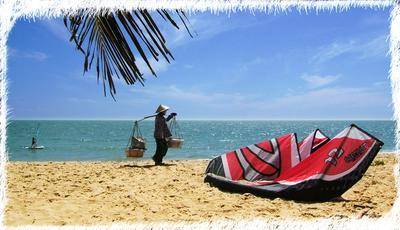 Viet kite кайт вьетнам спорт