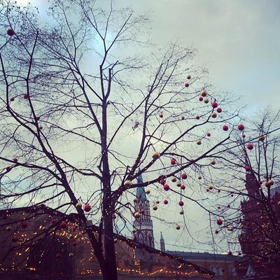 *** Москва Красная площадь город