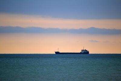 горизонт Судак Море Горизонт