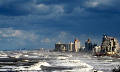 Шторм на средиземном море sea, storm, море, шторм, волна