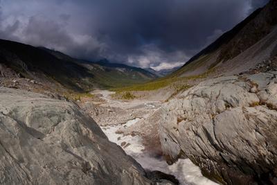 Менсу  горы алтай водопад река менсу йедыгем белуха