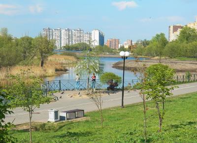 ***Мытищи, Яуза, весна (6) Moscow весна Яуза Мытищи