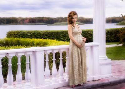 Гармония девушка гармония природа беременность счастье река лето