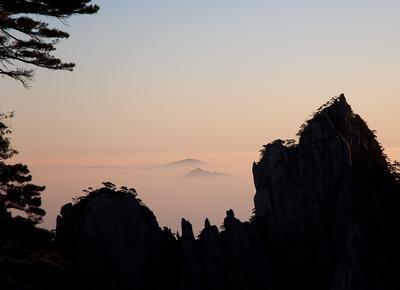 Рассвет в горах Горы рассвет закат восход