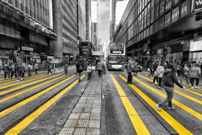 Жёлтые полосочки Гонконга - 1 гонконг