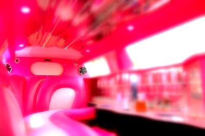 Ненавижу Розовое лимо, розовый, лимузин
