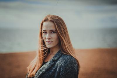 Екатерина Девушка портрет