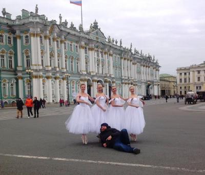 Жизнь удалась! Петроград Дворцовая площадь