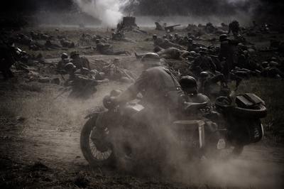 Бой под Москвой великая отечественная война битва за москву