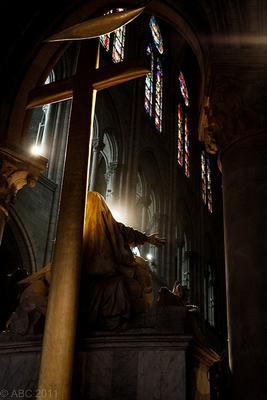 Задержка дыхания Notre Dame de Paris