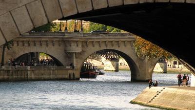 les ponts paris