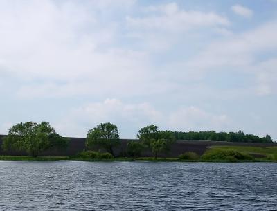 Озеро  в Саратовской  области